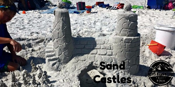 Build a Sand Castle Like a Pro 3